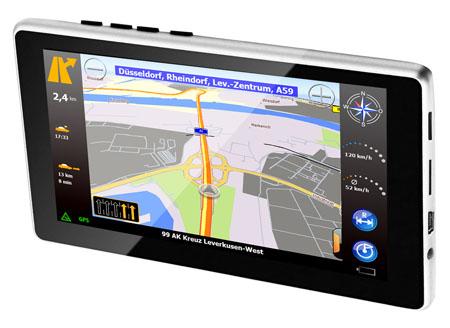 A-Rival Nav-PNA 50 EU Android Navigationssystem