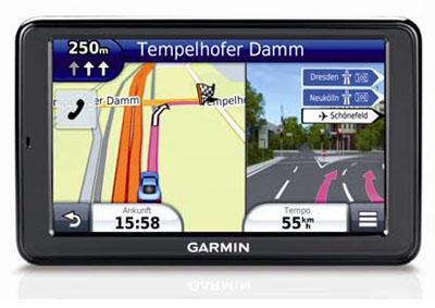 Garmin  2595lmt on Garmin N  Vi 2495lmt   2595lmt  Neue N  Vi Serien Zur Ifa 2011