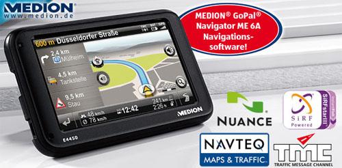 Medion GoPal E4450 (MD 98840)