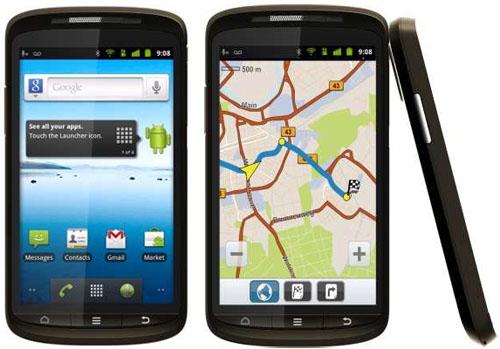 Medion Smartphone inkl Medion GoPal Navigator App für Android