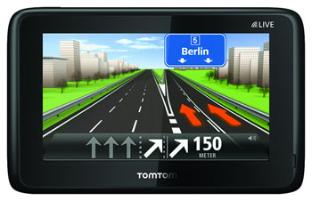TomTom Go Live 1015 Europe & World