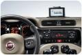 Blue&Me TomTom Live Navigationslösung im Fiat Panda