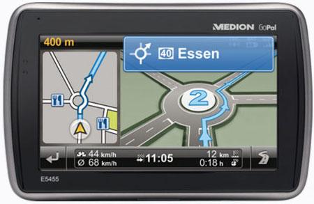 Medion GoPal E5455 MD 98860