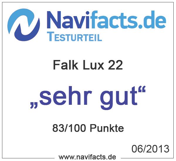 Falk Lux 22 Testurteil